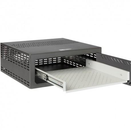 Ollé VR-020 Bandeja Extraível para Caixa Forte Compatível com VR120 e VR120E DVR de 1.5/2 U rack