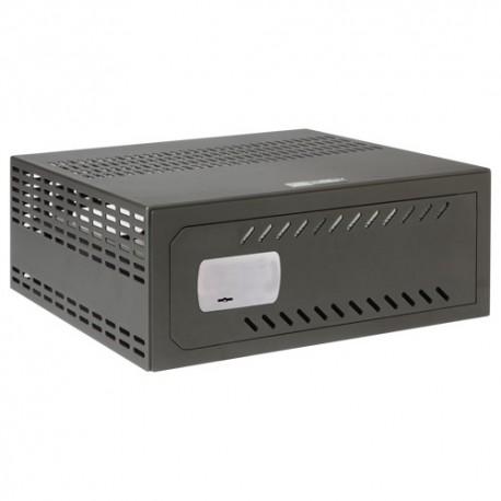 """Ollé VR-190 Cofre para DVR Específico para CCTV para Rack de 19"""" DVR até 1U Rack"""