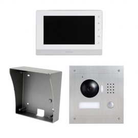X-Security VTK-S2000-IP Kit de Videoporteiro Tecnologia IP - 8435325423913