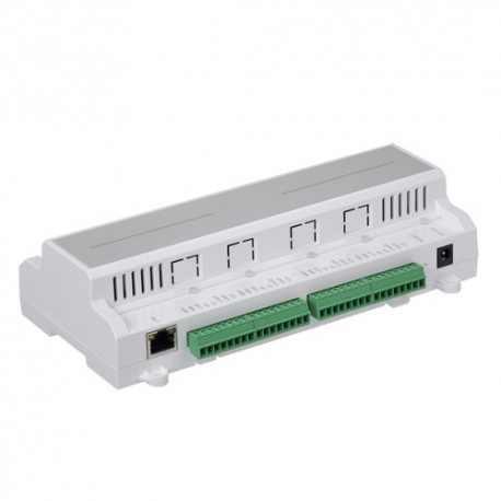 X-Security XS-AC1204-C Controladora de Acesso Biométrico Acesso por Impressão Digital Cartão ou Senha - 8435325427782