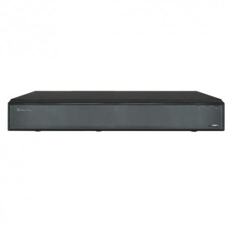 X-Security XS-NVR6216-4K Gravador NVR para Câmaras IP até 12 Megapixel (4K) - 8435325425474