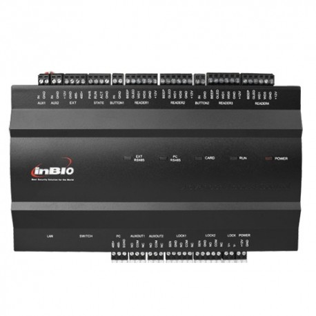 Zkteco ZK-INBIO260 Controladora de Acesso Biométrico Acesso por Impressão Digital Cartão ou Senha - 8435452820050