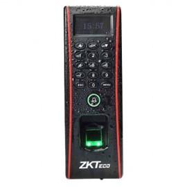 Zkteco ZK-TF1700 Controlo de Acesso e Presença Impressão Digital Cartão EM RFID e Teclado - 8435452821019