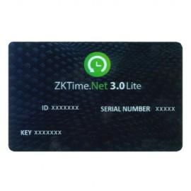 Zkteco ZK-TIMENET-SOF Licença Software Controlo de Presença 50 Dispositivos 2.000 usuários - 8435325427577