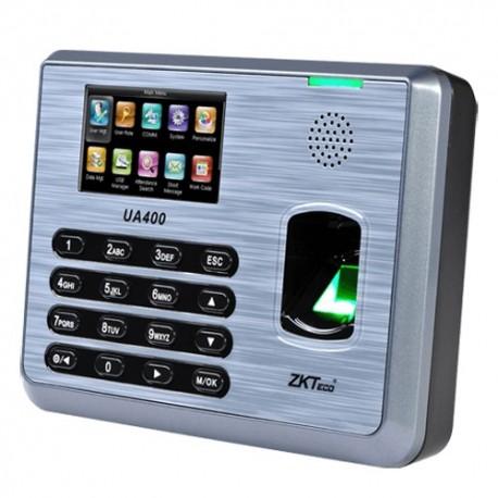 Zkteco ZK-UA400 Controlo de Presença Impressão Digital Cartão EM RFID e Teclado - 8435452811041
