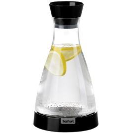 Garrafa Refrig. Flow Slim Plástico 1l Tefal Preta - K3057112 - 4168430002189