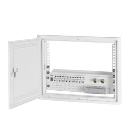Aro/porta Equipado Ati 3play 3u (8pc + 8cc + 2fo) - 2901932 - 5604634103134