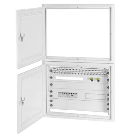 Aro/porta Equipado Ati 3play 6u (24pc + 12cc + 2fo) - 2901941