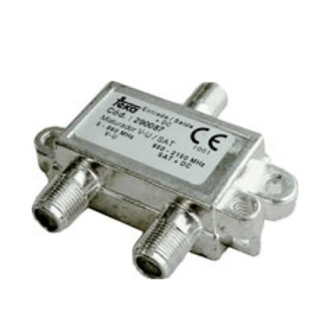 Misturador/separador - 290087 - 5604634080541