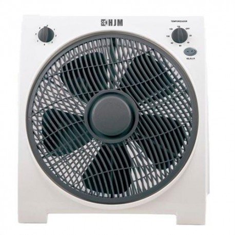 Ventilador HJM BOX FAN-30C 40W 3VEL-VB30 - 8425120093718