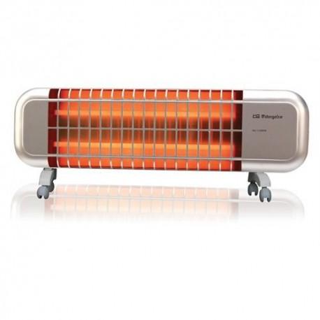 Erradiador ORBEGOZ 1200W 2P QUARTZ-BPM0105 - 8436011055852