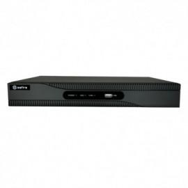 Safire SF-NVR6104-4K4P-VS2 Gravador NVR para Câmaras IP 4 CH Vídeo Compressao H265+ até 8 Megapixel - 8435325431062