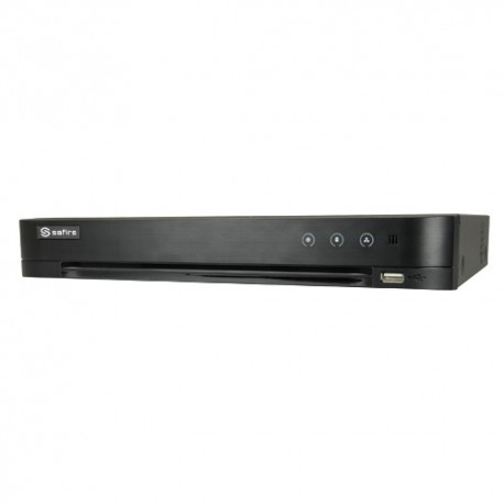 Safire SF-HTVR8108H Videogravador 5n1 8 CH HDTVI HDCVI AHD CVBS 8 IP Extra - 8435325435534