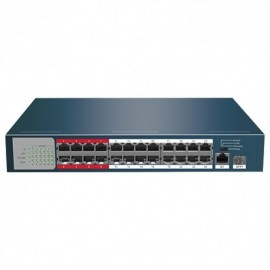 Safire SF-SW2624POE-225 Switch de Mesa PoE 24 Portas PoE + 2 Gigabit Combo Port - 8435325433479