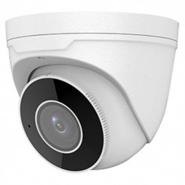 "Uniview UV-IPC3632ER3-DPZ28-C Câmara Dome IP 2 Megapixel 1/2.8"" AF 2.8 a 12mm WDR IR30m Audio WEB CMS Smartphone e NVR IP67 - 8435325436333"