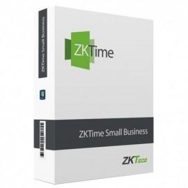 Zkteco ZKTIME-SB-250 Licença de Software para Controle de Acessos e Presença até 250 Usuários - 8435325438849