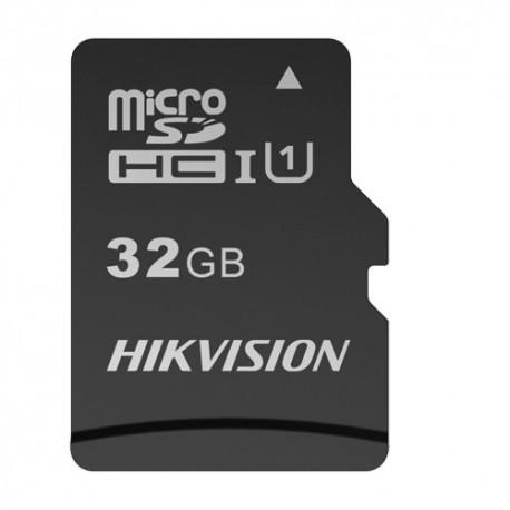 Hikvision HS-TF-C1STD-32G-A Cartão de Memória Micro SD 32 GB - 6954273657109