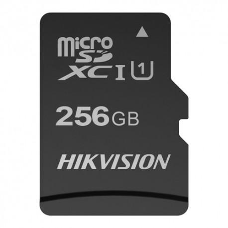 Hikvision HS-TF-C1STD-256G Cartão de Memória Micro SD 256 GB - 6954273687434