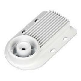 Dahua PFB732P Adaptador de Montagem em Mastro para Câmara Motorizada Apto para Exterior em Alumínio Branco - 8435325445328