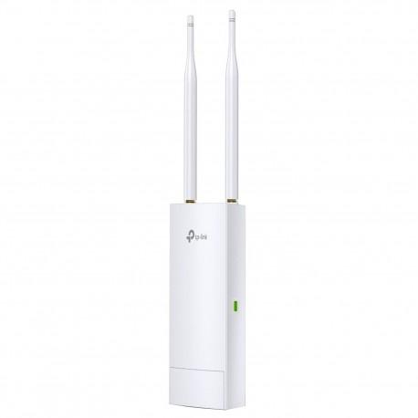 Tp-Link EAP110-OUTDOOR TP-LINK Ponto de Acesso Wi-Fi 2.4Ghz apto para Exteriores - 6935364097752