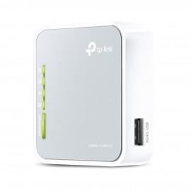 Tp-Link TL-MR3020 TP-LINK Router Wi-Fi Portátil 3G 4G - 6935364005170
