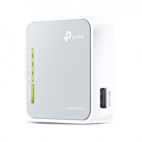 Tp-Link TL-MR3020 TP-LINK Router Wi-Fi Portátil 3G/4G - 6935364005170