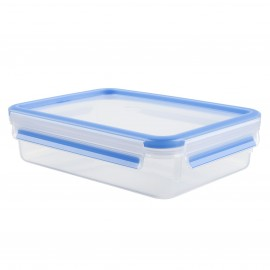 Caixa Hermética Plástico Tefal 1,2l - K3021412 - 4168430001328