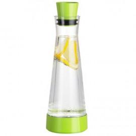 Garrafa Refrigeradora Flow Slim Vidro 1l Tefal Verde - K3054112 - 4168430000703