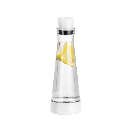 Garrafa Refrigeradora Flow Slim Vidro 1l Tefal Branca - K3050112 - 4168430000642