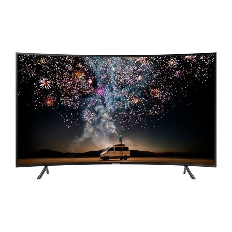 "Samsung LED TV 1,65 m 65"" 4K Ultra HD Smart TV Curvo Preto - UE65RU7305KXXC - 8801643663568"