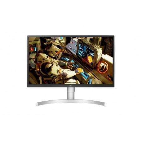 "Monitor LG 27UL550 68,6 cm 27"" LED 4K Ultra HD Prateado - 8806098421091"