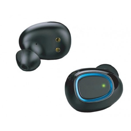 Storex Earphones Wireless Bluetooth Weeplug Soundflow I17 Black - 3700092645192
