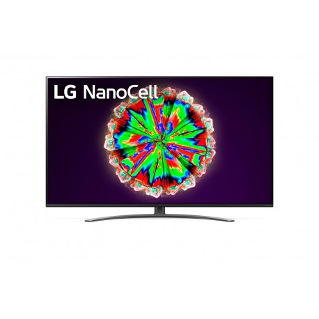 "TV LG NanoCell 55NANO816NA 139,7 cm 55"" 4K Ultra HD Smart TV Wi-Fi Preto - 8806098739851"