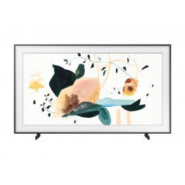 "QLED TV Samsung The Frame 55"" QE55LS03TAUXXC TV 139,7 cm 4K Ultra HD Smart TV HDMI USB LAN Wi-Fi Preto - 8806090365478"