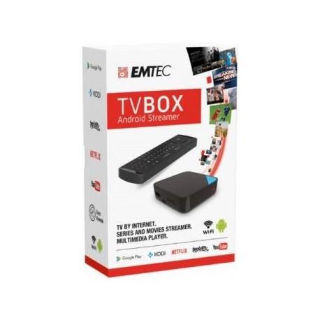 EMTEC - TV Box F510 1GB E156860 - 3126170156860
