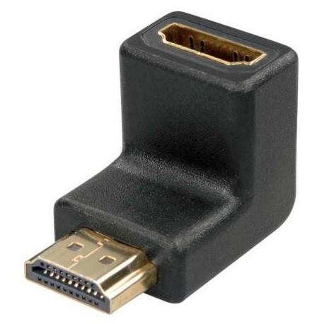 VIVANCO - Ficha Adptadora HDHD 90R - 4008928420852