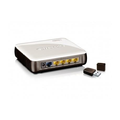 Modem Router SITECOM WLK-1500 - 8716502023547