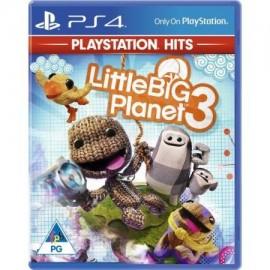PLAYSTATION - Jogo PS4 Little Big Planet HITS - 0711719414179