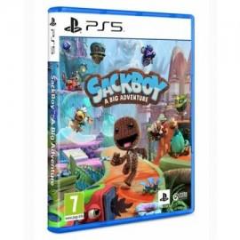 PLAYSTATION - Jogo PS5 Sackboy A Big Adventure 9826422 - 0711719826422
