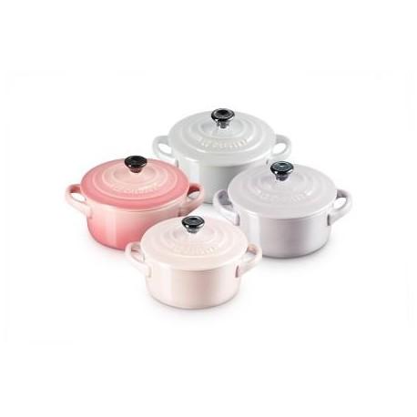 LE CREUSET - Set 4 Mini Cocottes 69212108139131 - 0630870272803