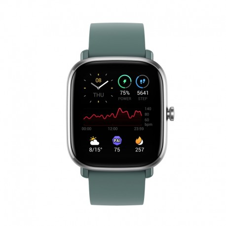 Smartwatch AMAZFIT GTS 2 Mini Sage Green - 6972596102670