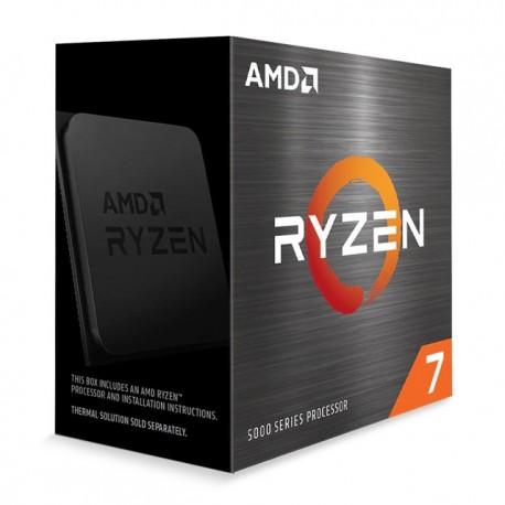 Processador AMD Ryzen 7 5800X 8 Cores 3.8GHz 4/32Mb AM4 - 0730143312714