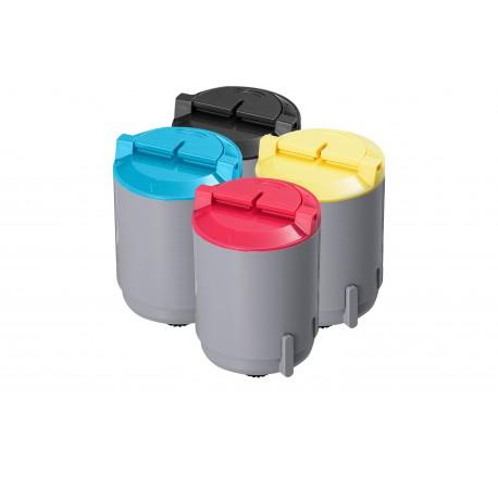 SAMSUNG - Toner Kit C/M/Y/K CLP-P300C/ELS - 8806349389767
