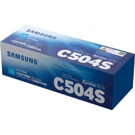 HP - Samsung Toner CLT-C504S Cyan SU025A - 0191628444625