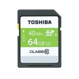 TOSHIBA - Cartão SD 64GB Class10 SD-T064UHS1(6 - 4047999330271