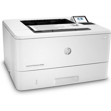 Impressora HP LaserJet Enterprise M406dn - 0193905205998