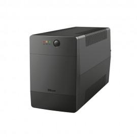 UPS TRUST Ininterrupta De 1000 VA C 4 Tomadas Eletricas - 8713439235043