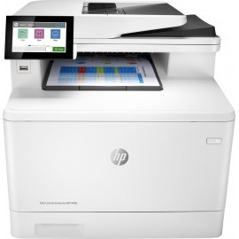 Impressora HP Multifunçoes Color LaserJet Enterprise M480f - 0193905216840