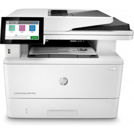 Impressora HP Multifunçoes LaserJet Enterprise M430f - 0193905205479