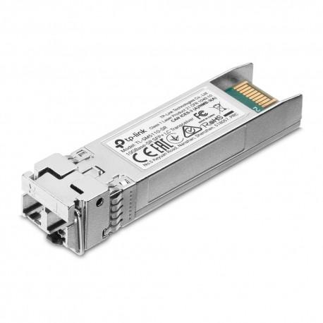TP-LINK TL-SM5110-SR Módulo de Transcetor de Rede Fibra Ótica 10000 Mbit/s SFP+ 850 nm - 6935364006297